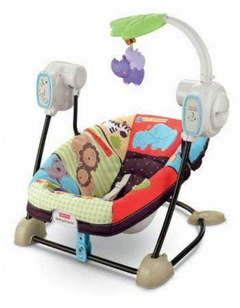 Fisher-Price-My-Little-Snugabunny-Cradle