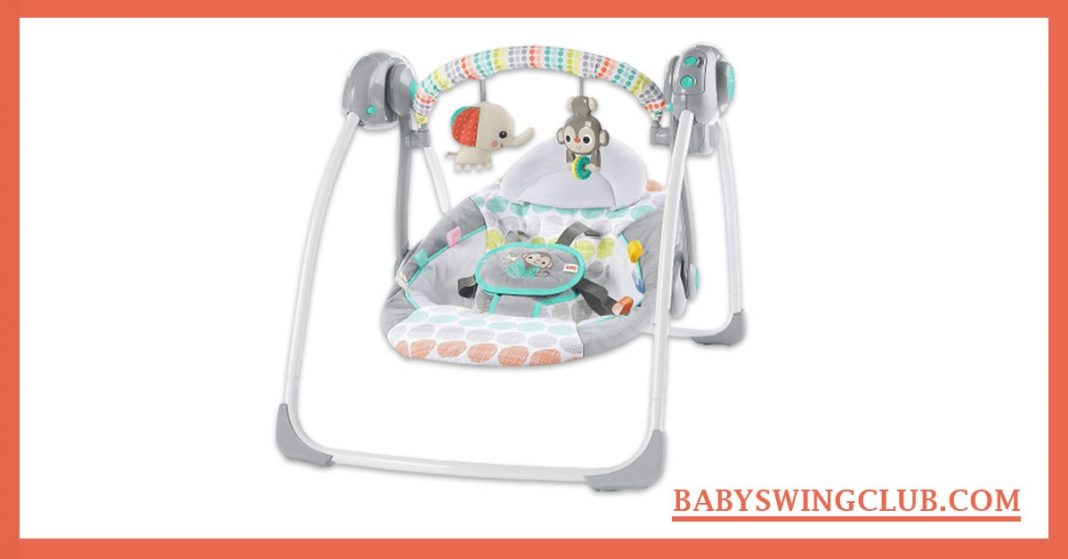 TOP RATED 5 BEST PORTABLE BABY SWINGS TO BUY