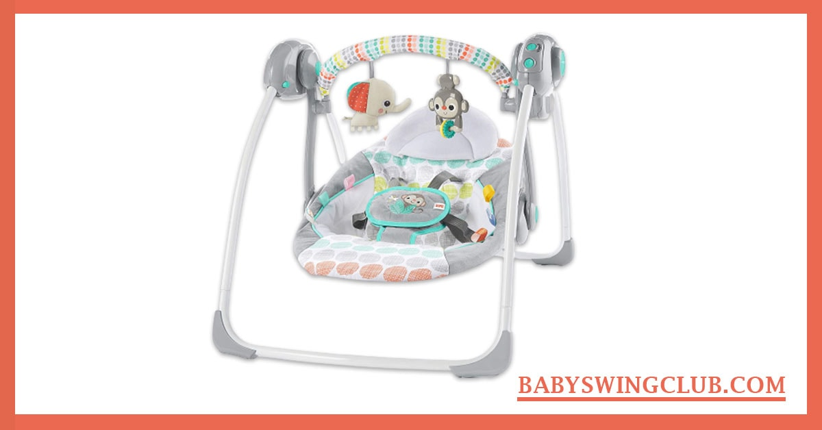 Top Rated 5 Best Portable Baby Swings to Buy in 2020