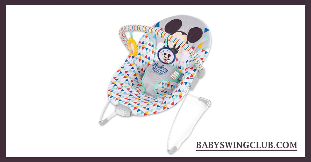 Mickey Mouse Baby Bouncers Review