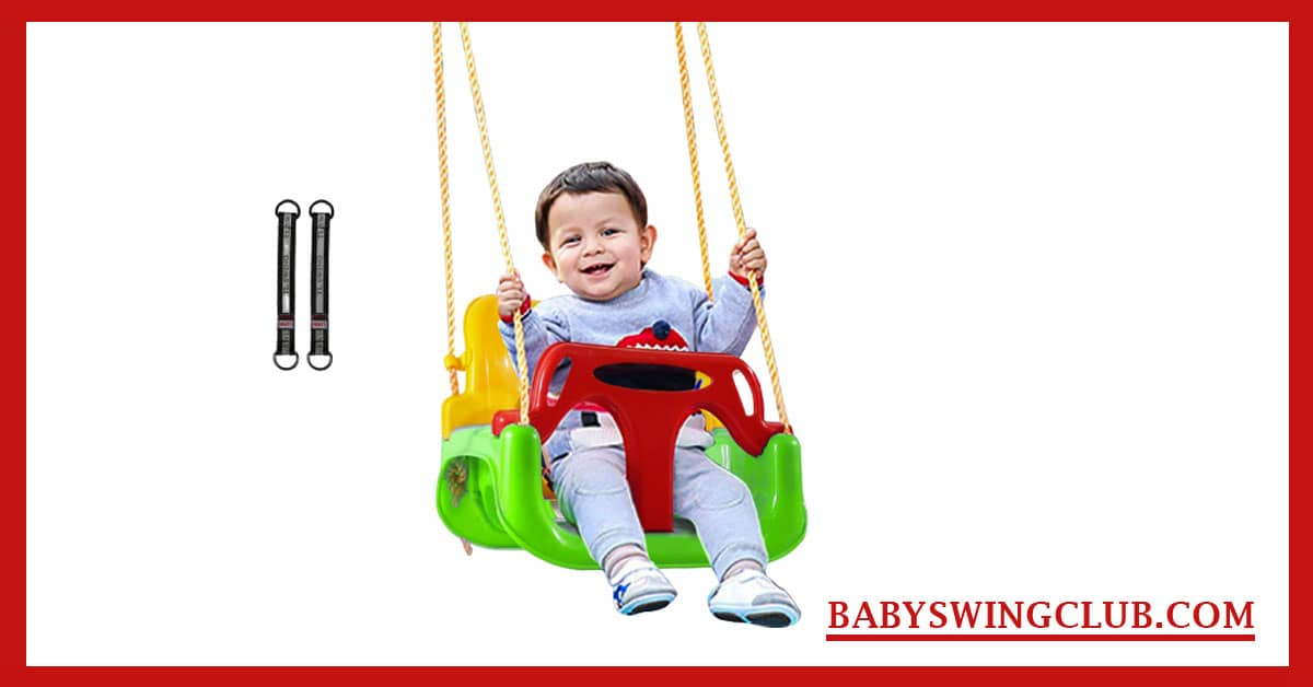 Is hanging a Baby Swing with a tree safe?