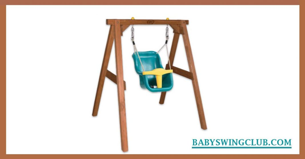 STEPS FOR MAKING A BABY SWING FRAME IN 2020