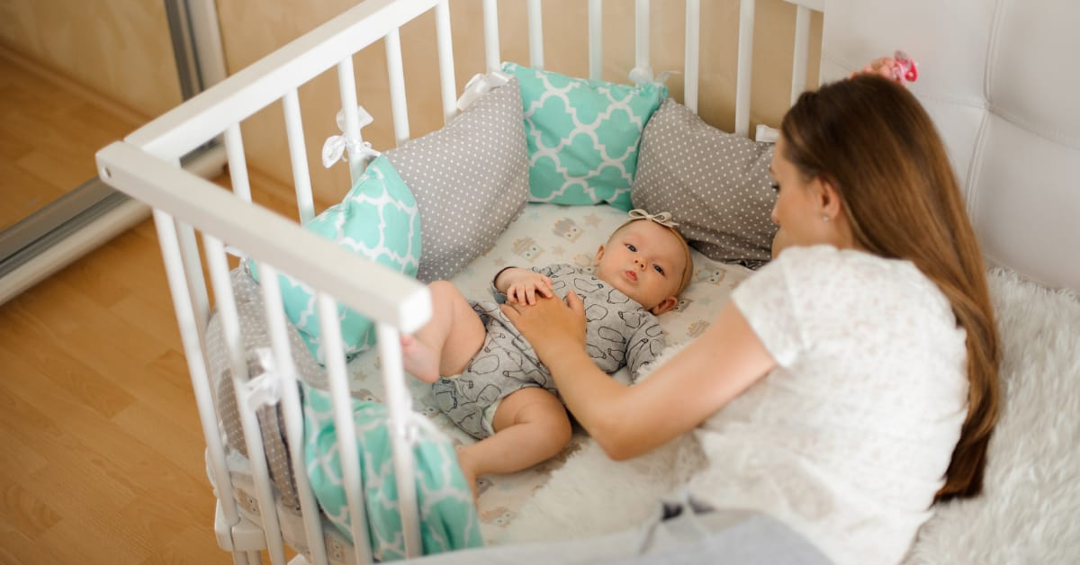 How To Transition Your Baby To Their Crib