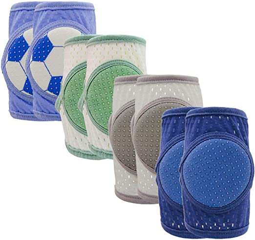 IUME` KneePads For Crawling KIds