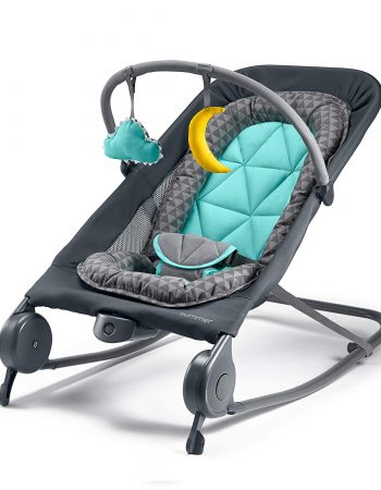 Summer Infant Two-In-One Bouncer and Rocker