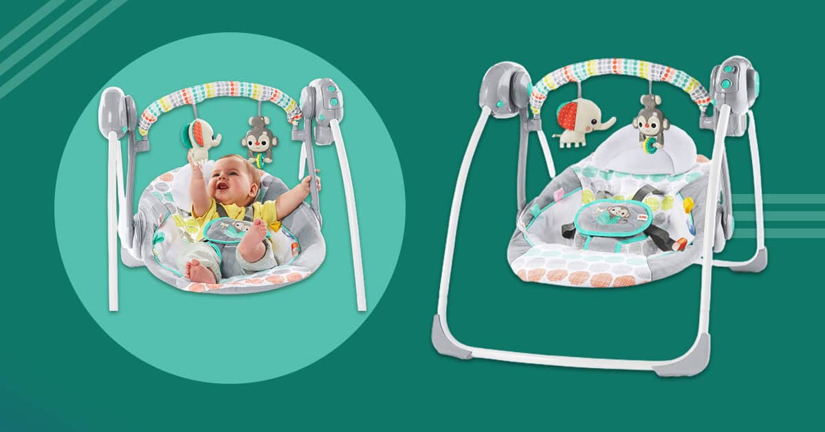 Best Baby Swing for a Girl 2021