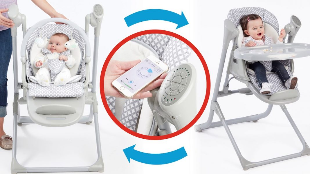 Best Vibrating Baby Swing