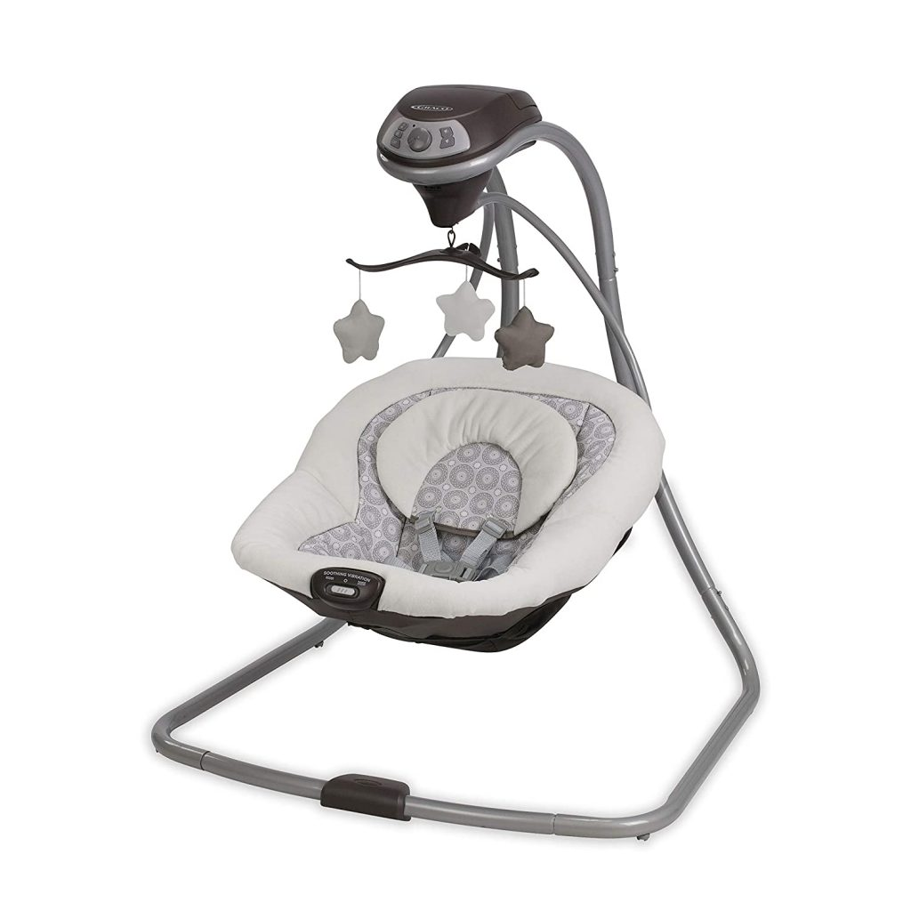 Graco Abbington Baby Vibration Swing