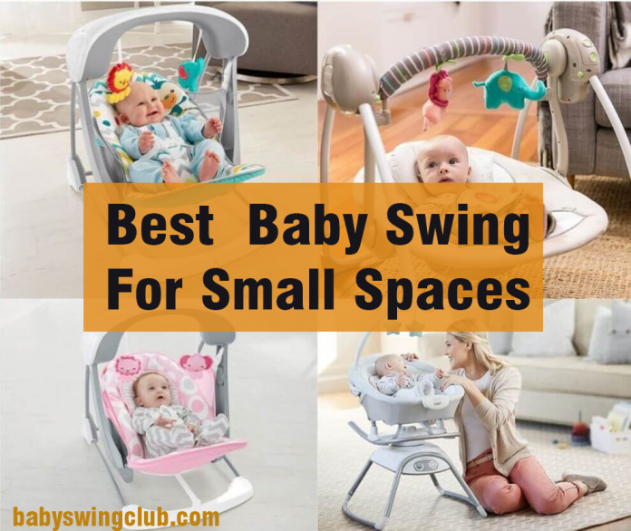 baby swing for small spaces