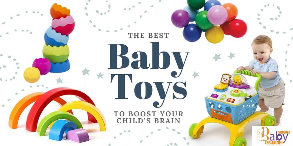 Best Baby Toys for 0-6 Months