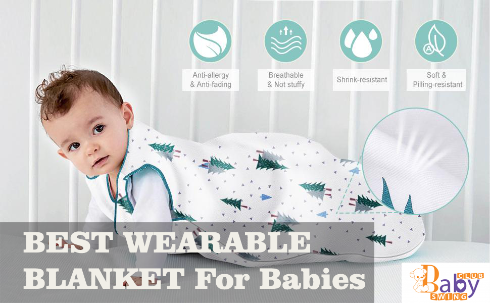 8 Best Sleepsacks of 2021-Best Wearable Blankets for Baby