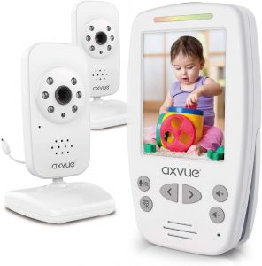 Baby Monitors With Handheld Monitor By AXVUE Store