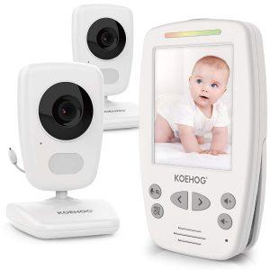 Baby Monitor With Handheld Monitor By KoeHog