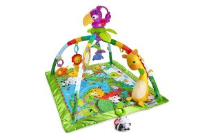 Baby Play Mat With Fence By Fisher-Price