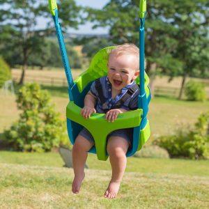 baby swing manual
