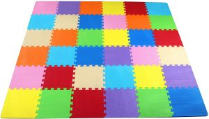 Puzzle Baby Play Mat Foam By Balance From