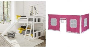 Twin Bed For Toddler Bunk Bed By Max & Lily