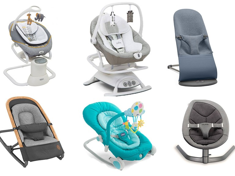 5 Best Full-Size Baby Swings For You New Born
