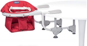 Chicco Table seat 360°, Scarlet