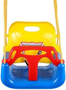 Jaketen 3-in-1 Toddler Swing