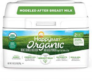 Happy Family Baby Organic Infant Formula