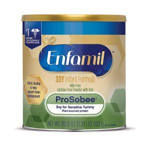 Enfamil ProSobee Soy-Based Infant Formula