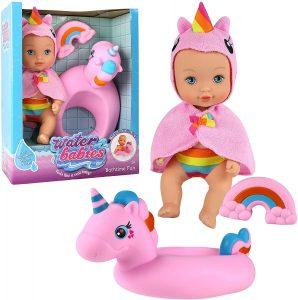 Waterbabies Doll Bathtime Fun, Unicor