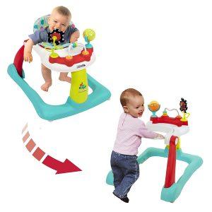 Kolcraft Tiny Steps 2-in-1 Infant