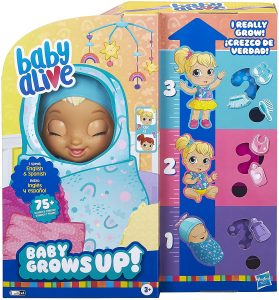 Baby Alive Baby Grows Up (Happy)