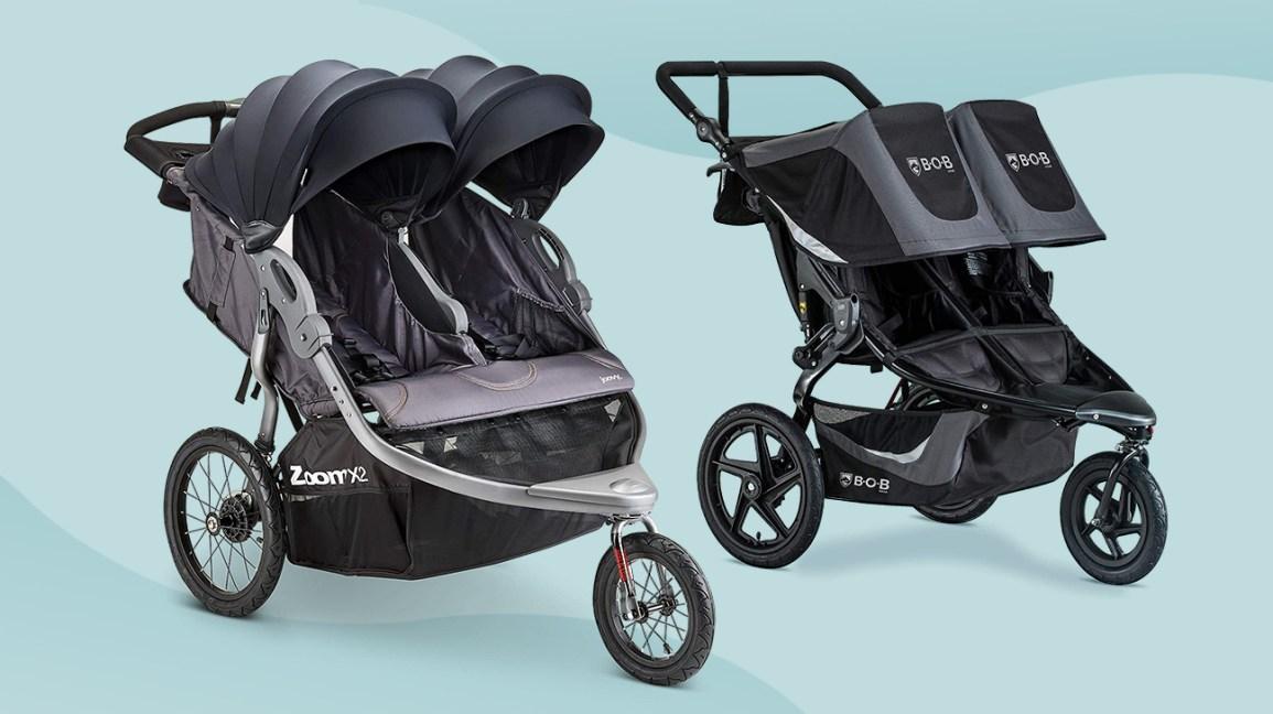 5 best double jogging stroller for 2021