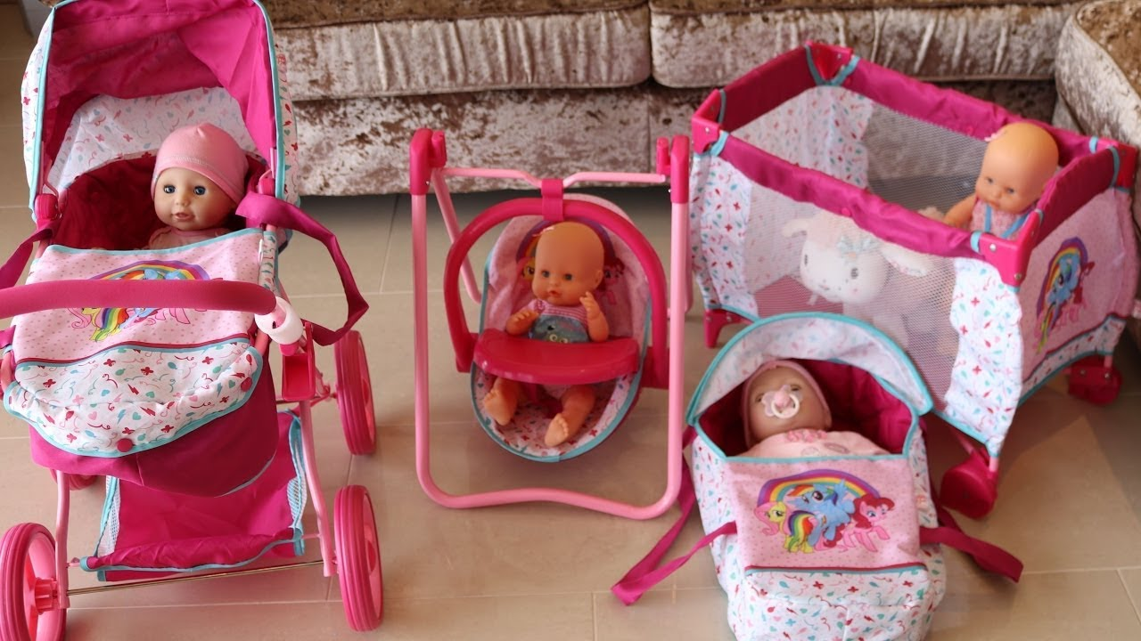 Advantages Of Buying Baby Doll Swing