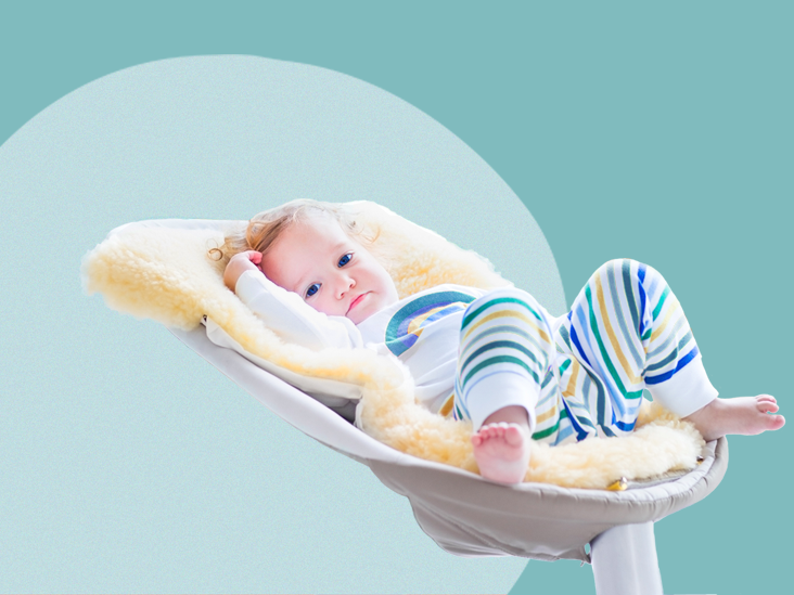 Portable baby swing is the best option while going out with kids.