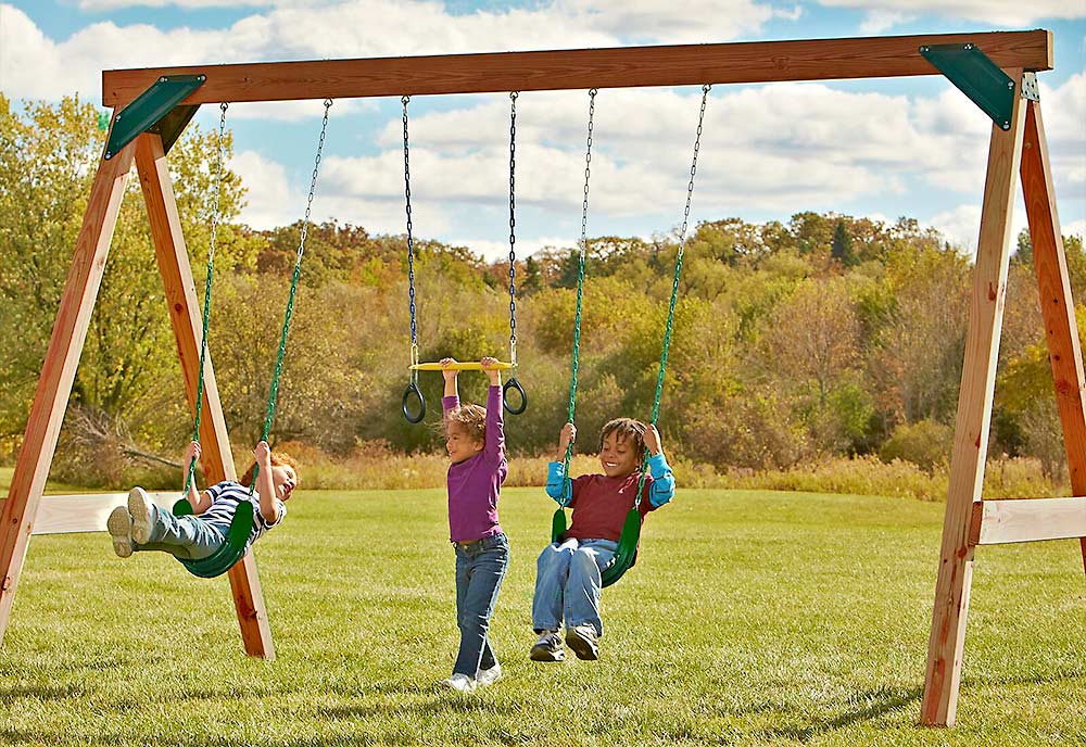 How to make the best DIY Swing Sets