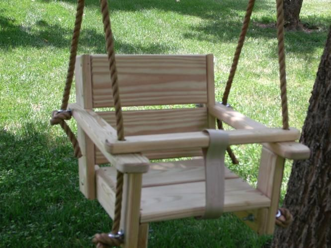 Why Wooden Swings Better Than Others?